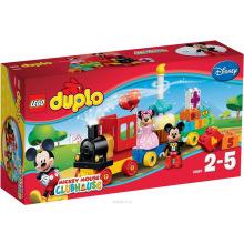 Конструктор LEGO DUPLO Парад на День рождения Микки и Минни (10597)