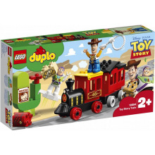 Конструктор LEGO DUPLO Поезд История игрушек 10894 (10894)