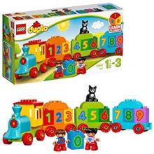 Конструктор LEGO DUPLO Потяг із цифрами 10847 (10847)