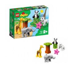 Конструктор LEGO DUPLO Зверята (10904)