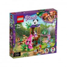 Конструктор LEGO Friends Будиночок панди на дереві в джунглях 41422 (41422)