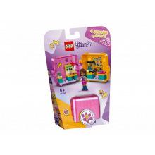 Конструктор LEGO Friends Игровой куб «Андреа на шопинге» (41405)