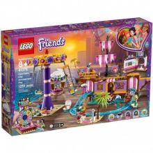 Конструктор LEGO Friends Парк розвлечений у Хартлейк-Сити (41375)