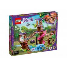 Конструктор LEGO Friends Спасательная база в джунглях (41424)