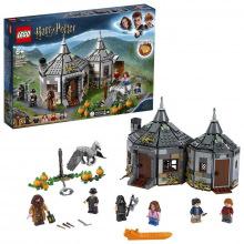 Конструктор LEGO Harry Potter Домик Гегрида: спасение Бакбика (75947)