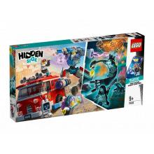 Конструктор LEGO Hidden Side Фантомная пожарная машина (70436)