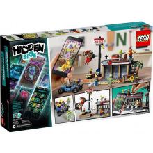Конструктор LEGO Hidden Side Нападение на закусочную (70422)