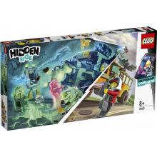 Конструктор LEGO Hidden Side Паранормальный шпионский автобус (70423)