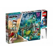 Конструктор LEGO Hidden Side Брошенная тюрьма Ньюберри (70435)