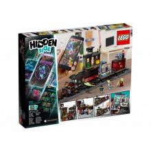 Конструктор LEGO Hidden Side Призрачный поезд-экспрес (70424)