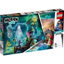 Конструктор LEGO Hidden Side Темный маяк (70431)