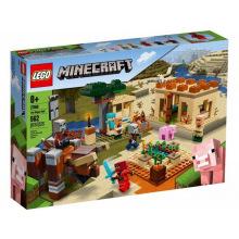 Конструктор LEGO Minecraft Патруль разбойников (21160)