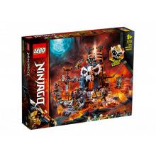 Конструктор LEGO NinjaGo Підземелля чаклуна-скелета 71722 (71722)