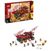Конструктор LEGO Ninjago Райский куточок (70677)