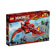 Конструктор LEGO NinjaGo Винищувач Кая 71704 (71704)