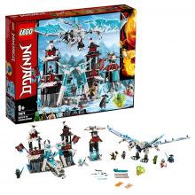 Конструктор LEGO Ninjago Замок імператора-відлюдника (70678)