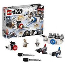 Конструктор LEGO Star Wars Боевые действия: Атака на генератор планеты Хот (75239)