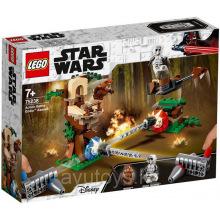 Конструктор LEGO Star Wars Боевые действия: Нападение на супутник Эндора (75238)