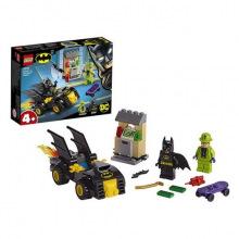 Конструктор LEGO Super Heroes Бетмен проти пограбування Загадочника 76137 (76137)
