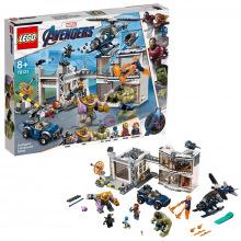 Конструктор LEGO Super Heroes Битва в новой штаб-квартире Мстителей (76131)