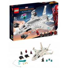Конструктор LEGO Super Heroes Старк-джет и нападение дрона (76130)