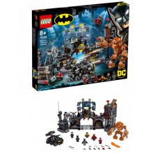 Конструктор LEGO Super Heroes Вторжение Глиноликого в пещеру Бэтмена (76122)