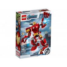 Конструктор LEGO Super Heroes Залізна людина: транформер (76140-)