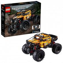Конструктор LEGO Technic Екстремальний позашляховик 4X4 42099 (42099)