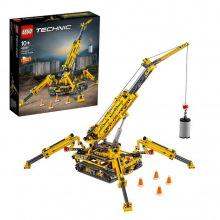 Конструктор LEGO Technic Компактний гусеничный подъемный кран 42097 (42097)