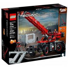 Конструктор LEGO Technic Кран для бездорожья (42082)