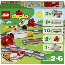 Конструктор LEGO Железнодорожные колии (10882)
