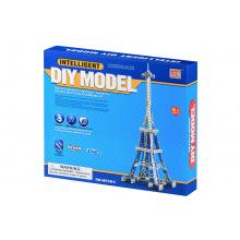 Конструктор металлический Same Toy Inteligent DIY Model Ейфелева башня 352 ел. (WC58CUt)