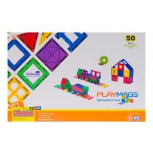 Конструктор Playmags магнитный набор 50 эл. PM153 (PM153)
