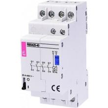Контактор импульсный ETI RBS 425-40 230V AC 25A (4Н.О.,AC1) (2464125)