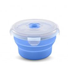 Контейнер-трансформер для їжі Nuvita 6м+ 230мл синій NV4466Blue (NV4466Blue)