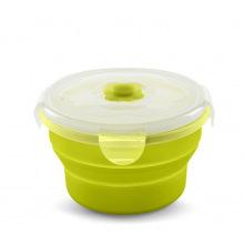 Контейнер-трансформер Nuvita для їжі 6м+ 540мл салатовий NV4468Lime (NV4468Lime)