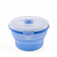 Контейнер-трансформер Nuvita для їжі 6м+ 540мл синій NV4468Blue (NV4468Blue)