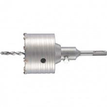 Коронка в зборі М22х68 мм, SDS PLUS,  MTX (MIRI703299)