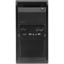Корпус CHIEFTEC Libra LT-01B,с БП iArena GPA-500S8 500Вт,1xUSB3.0,mATX,черный (LT-01B-500S8)