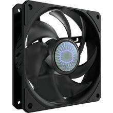 Корпусный вентилятор Cooler Master SickleFlow 120 Black,120мм,650-1800об/мин,Single pack w/o HUB (MFX-B2NN-18NPK-R1)