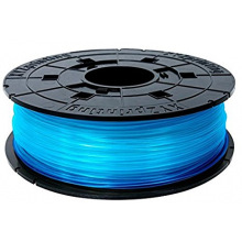 Котушка з ниткою 1.75мм/0.6кг PLA(NFC) XYZprinting Filament для Junior, miniMaker, Nano, прозоро-синій (RFPLCXEU05E)