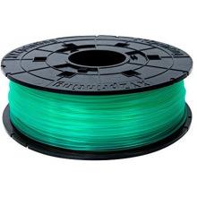 Котушка з ниткою 1.75мм/0.6кг PLA(NFC) XYZprinting Filament для Junior, miniMaker, Nano, прозоро-зелений (RFPLCXEU04G)
