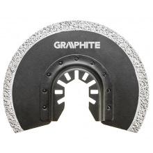 Круг Neo GRAPHITE многофункциональный инструмента, полукруглый HM - вольфрамовое напыление, по керамике, D85 мм (56H004)