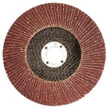 Круг пелюстковий торцевий, P 120, 125х22.2 мм,  MTX (MIRI740489)
