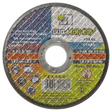 Круг шліфувальний по металу 180х6,0х22 мм, Луга (MIRI73420)