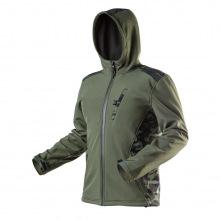 Куртка рабочая Neo CAMO, размер L/52, водонепроницаемая, дышащая Softshell (81-553-L)