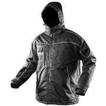 Куртка рабочая Neo Oxford, размер L/52, водостойкая, светоотражающ.элементы, утепленная, капюшон (81-570-L)