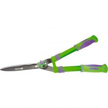 Кущоріз 580 мм, хвилясті леза, двокомпонентні ручки,  PALISAD (MIRI608368)
