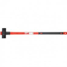 Кувалда 4000 г, фібергласова прогумована ручка,  MTX MASTER (MIRI109239)