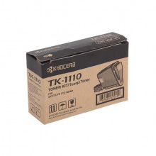 Тонер Kyocera Mita TK-1110 Black (1T02M50NXV)